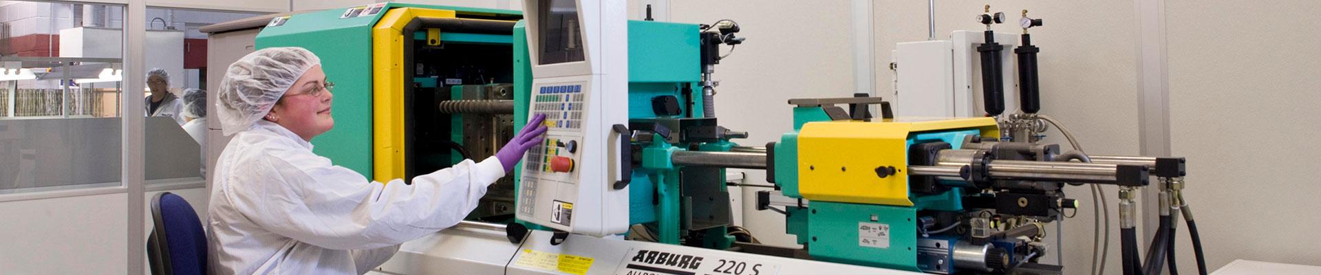 plastics processing technologies